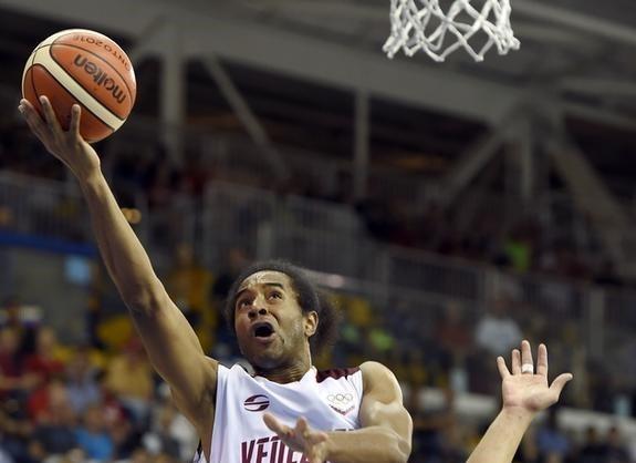 Venezuela perdió 98-62 ante Serbia en básquetbol de Rio de Janeiro