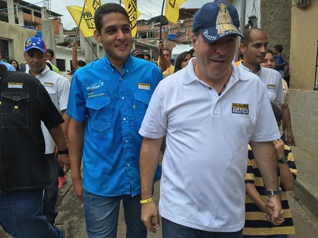 Rector Emilio Rondón no asistió a rueda de prensa del CNE