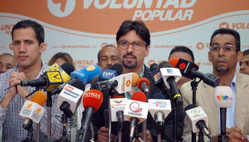 Gobierno que no respeta el sufragio es una dictadura — Leopoldo López