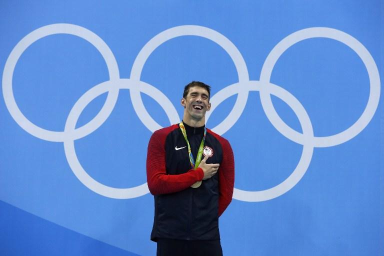 Río 2016: Michael Phelps clasificó a la semifinal de 100 metros mariposa