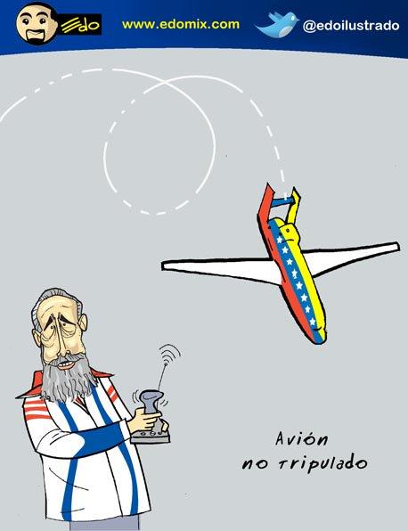 caricaturaedofidel