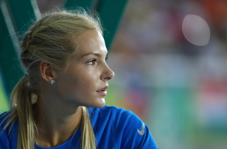 La sexy Darya Klíshina Atleta de Rio 2016!