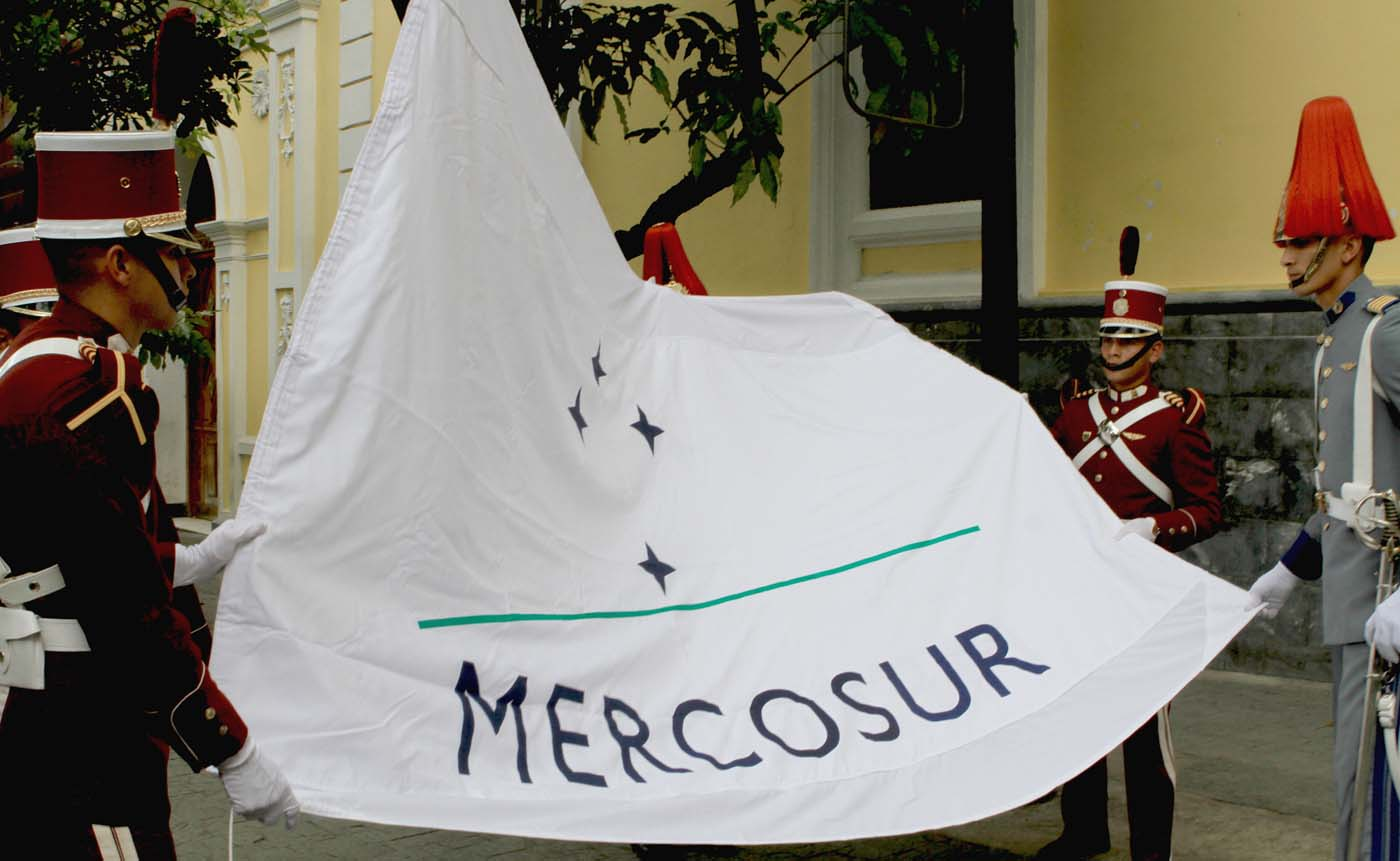Coordinadores de Mercosur inician reunión para tratar la crisis generada por Venezuela