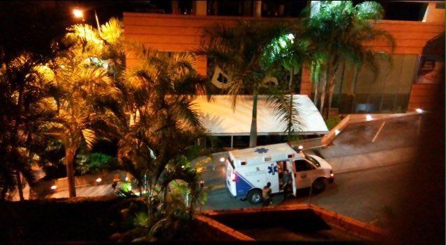 De madrugada: Grupo comando del Sebin se llevó a Daniel Ceballos a la cárcel de San Juan de los Morros (video)