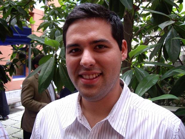 El dirigente de Voluntad Popular y preso político Yon Goicoechea