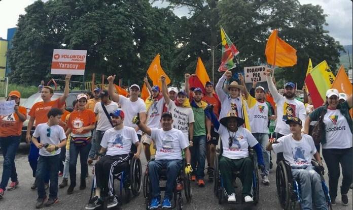 VP: Más de un millón de personas participaron en Toma de Caracas