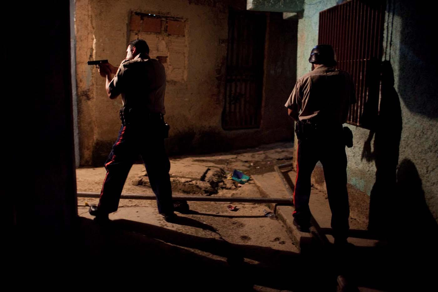 violencia inseguridad bandas armadas