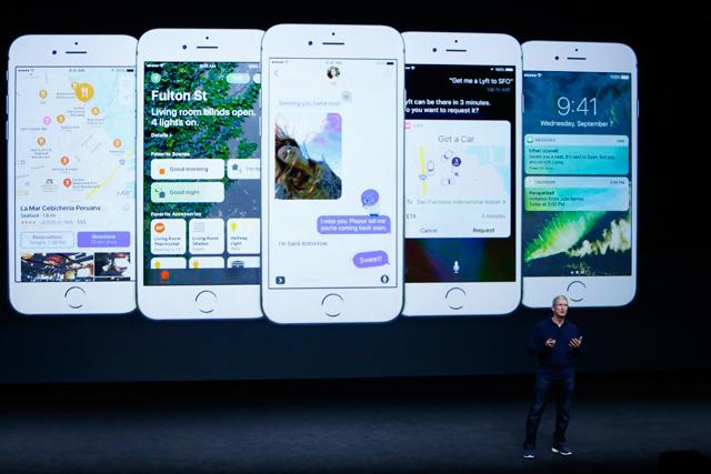El iPhone 7 es resistente al agua y tiene audífonos inalámbricos
