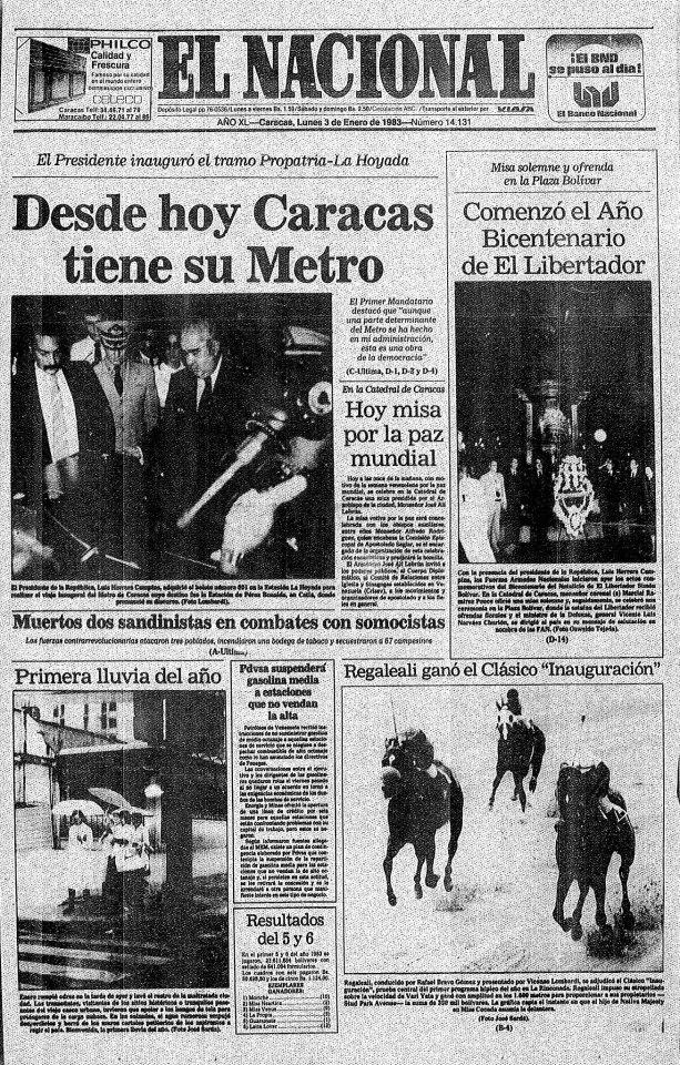 Venezuela antes de Chavez - Página 4 MetrodeCaracas-inauguracion-5