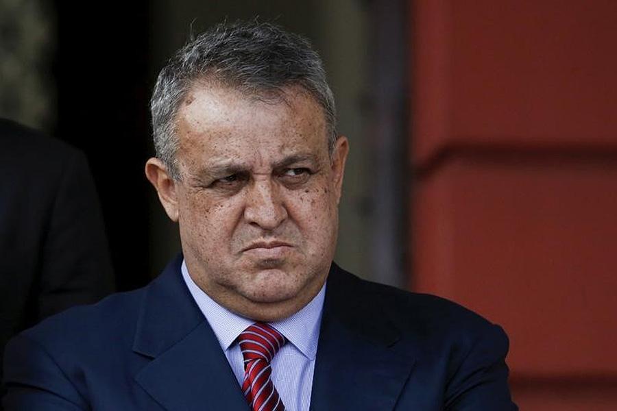 Eulogio del Pino, presidente de Pdvsa / Reuters