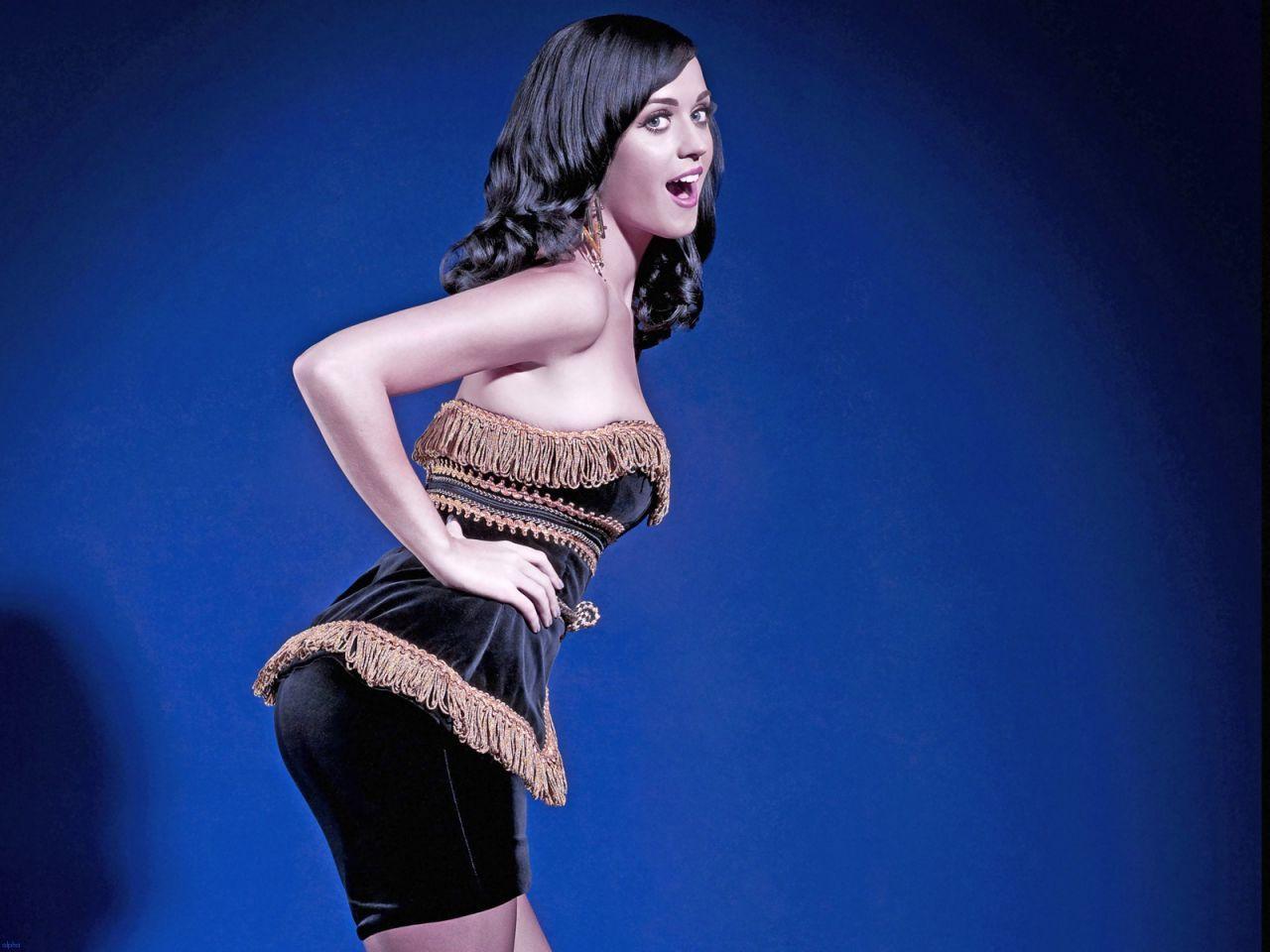 Katy Perry se desnudó para apoyar a Hillary Clinton