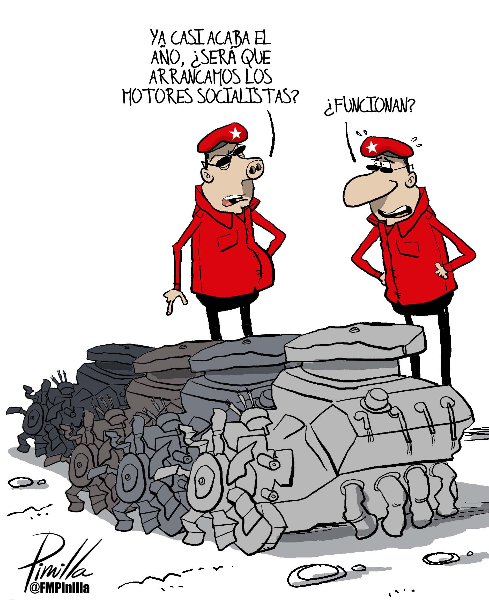 motores socialistas