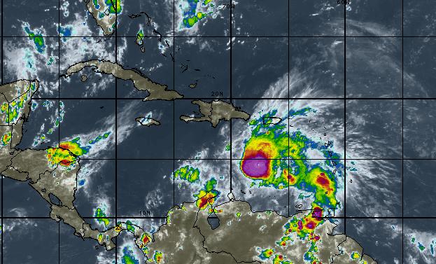Resultado de imagen para huracan Matthew