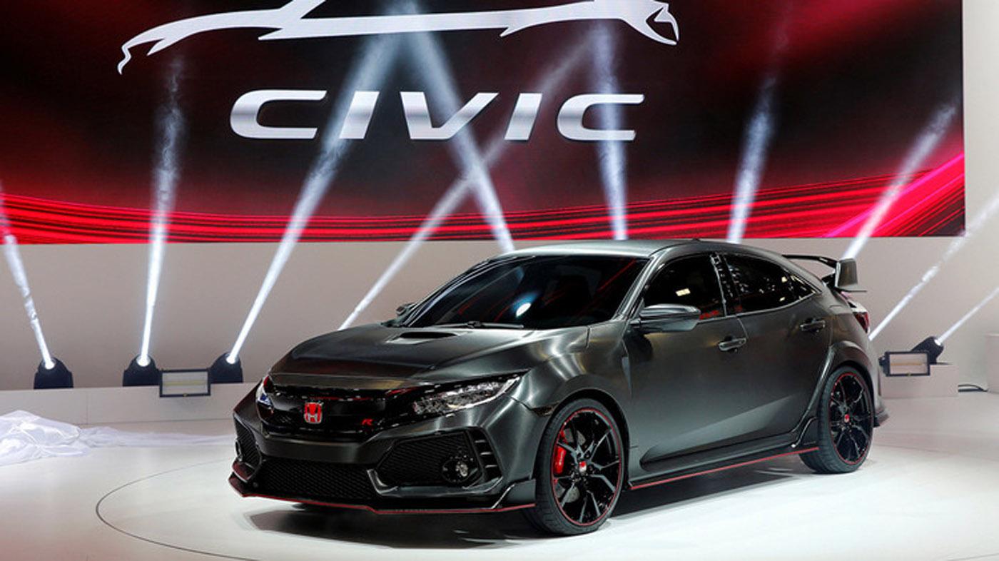 El Civic Type R es un modelo deportivo de nueva generación de la japonesa Honda con un aspecto futurista. Cuenta con una carrocería más ligera y un aspecto aerodinámico. Por el momento se desconocen todos los detalles técnicos del vehículo.