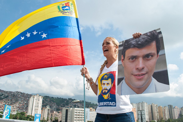 Lilian Tintori denunció ante MP presunta tortura contra Leopoldo López