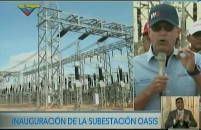 Motta Domínguez denuncia nuevo sabotaje al sistema eléctrico nacional #18Oct