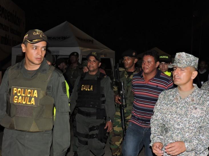 Autoridades colombianas y venezolanas capturaron al jefe de la guerrilla ELN