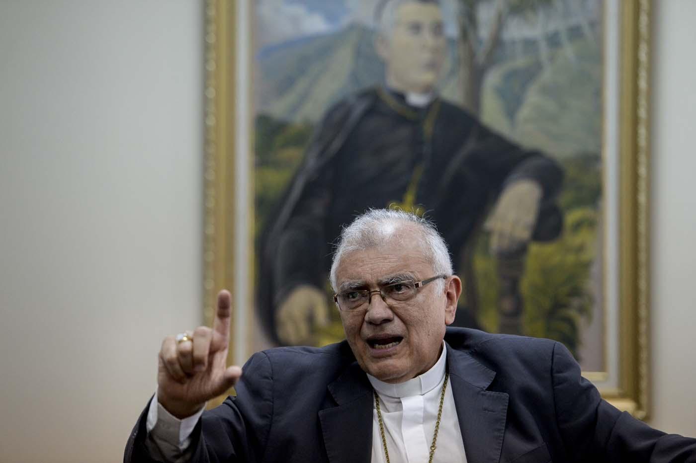 Baltazar Porras (AFP)