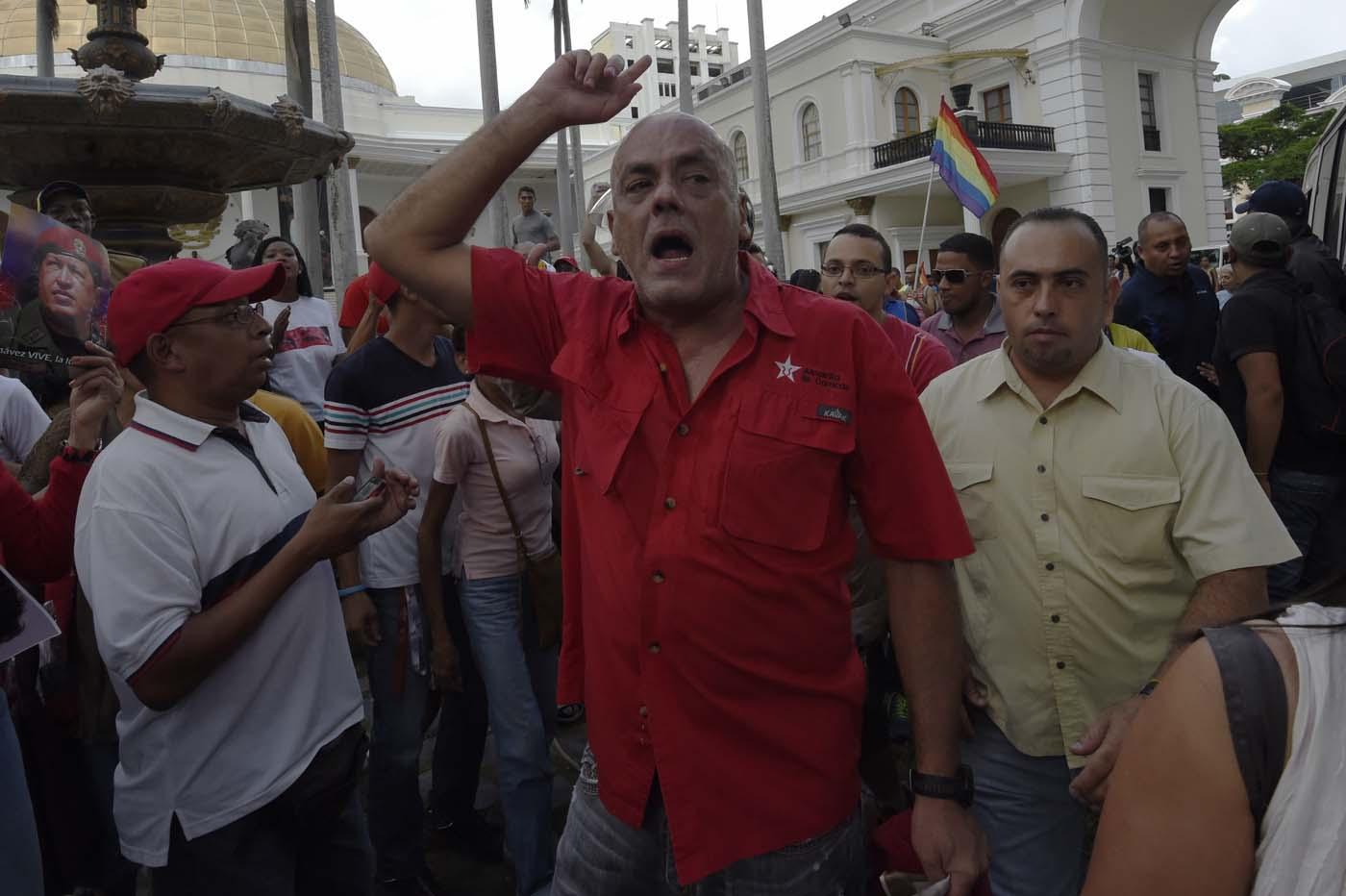 En algún momento se conocerán los acuerdos MUD-Gobierno — Jorge Rodríguez
