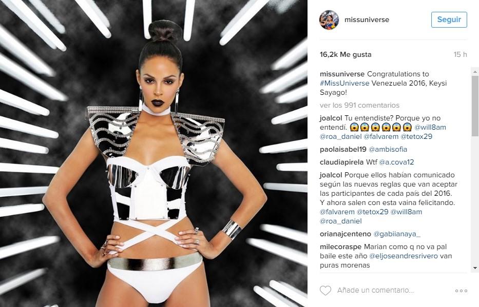 Diana Croce representará a Venezuela en el Miss Mundo 2016