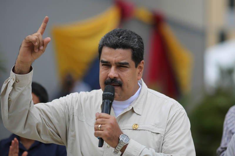 Maduro aumenta un 40% salario mínimo en Venezuela
