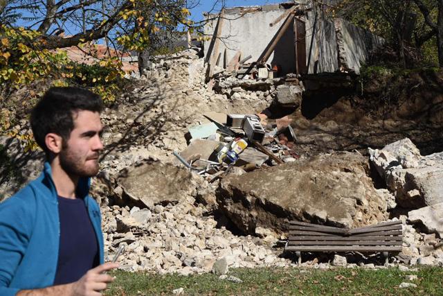 Fuerte terremoto se registra en Italia
