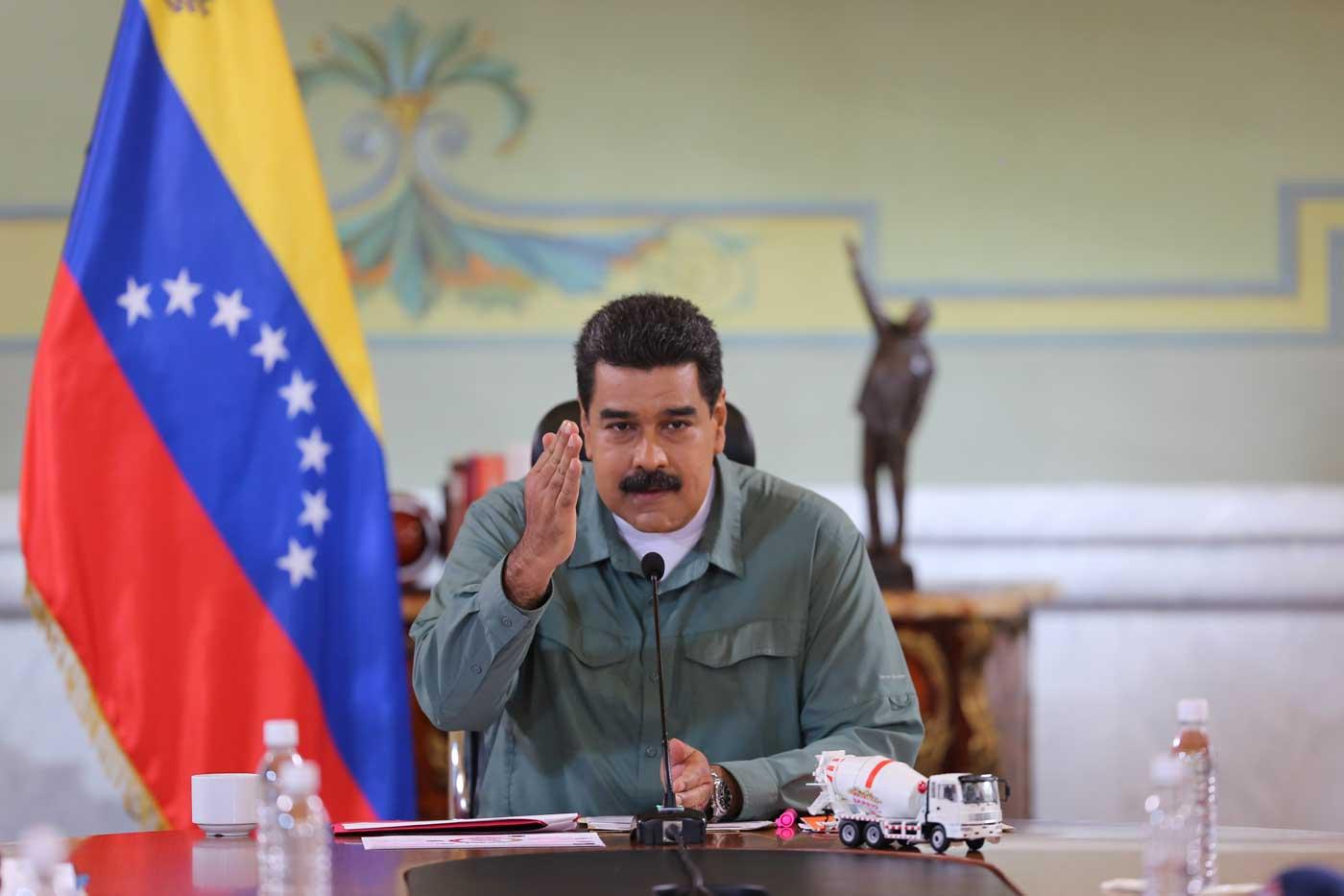 Venezuela: le exigen a Maduro adelantar las elecciones
