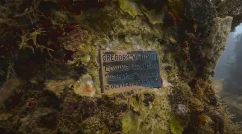 Cementerio acuatico