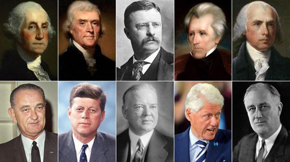 Los 10 presidentes de Estados Unidos más ricos antes de Donald Trump ...