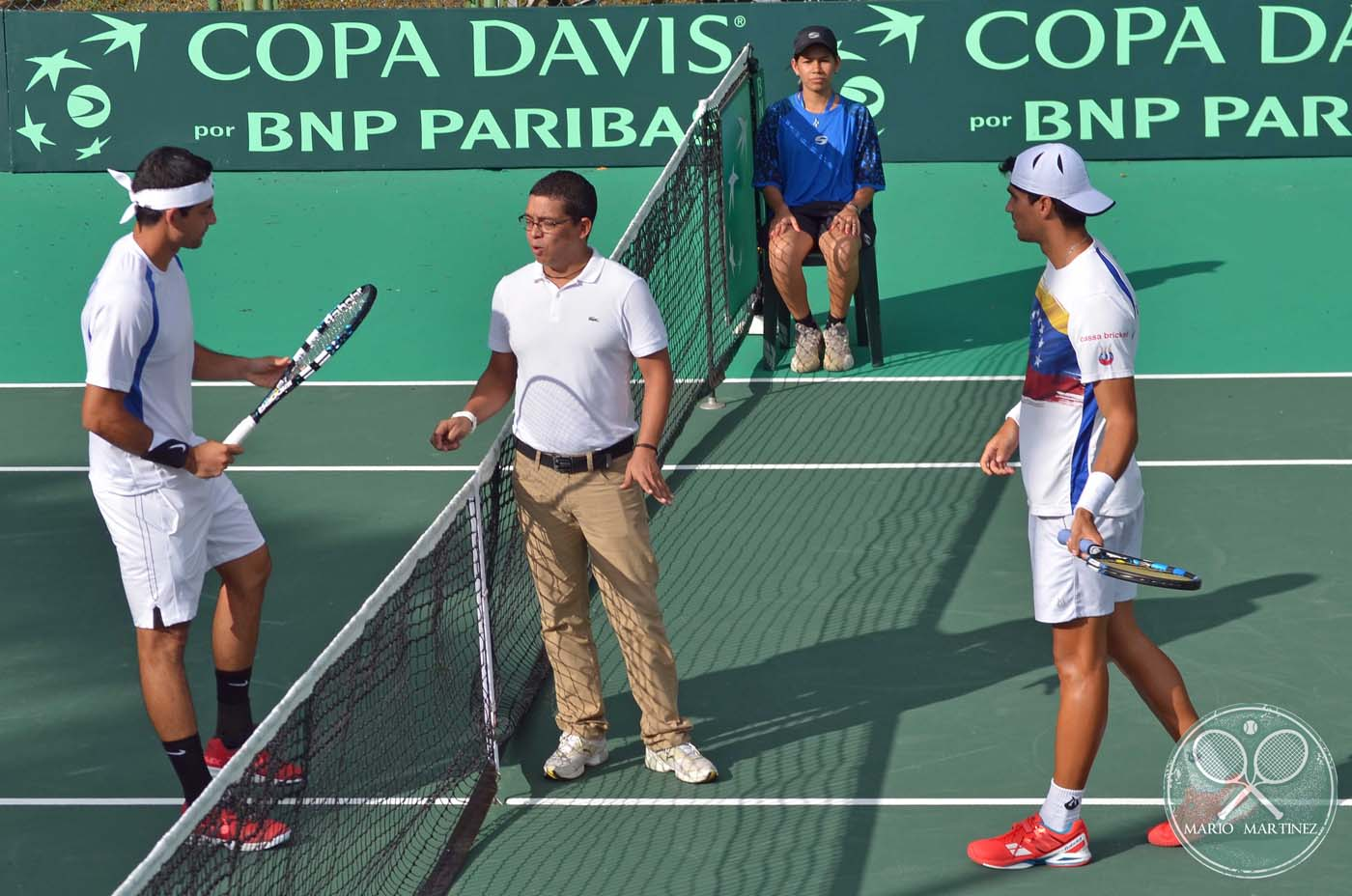 Juez de Silla Copa Davis
