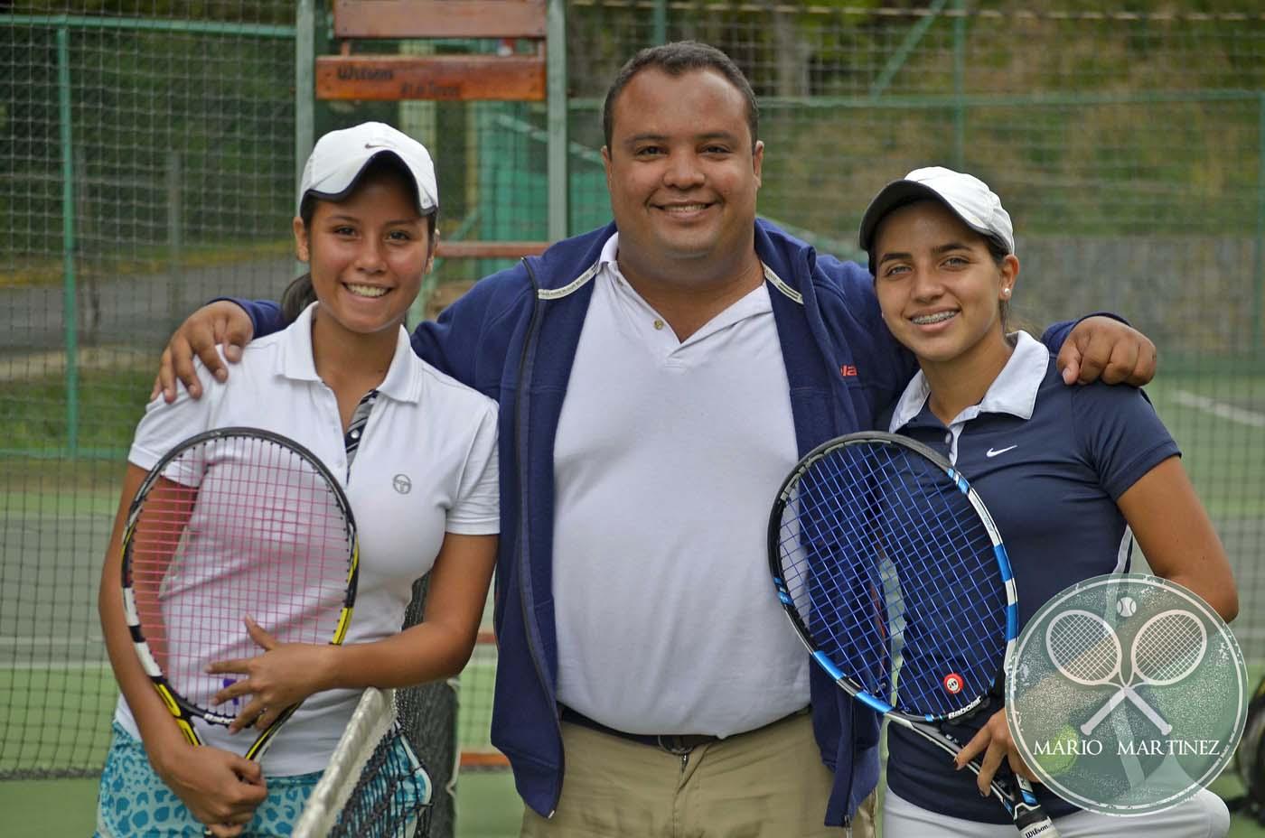 Stephanie Fernandez y Maria Bruno
