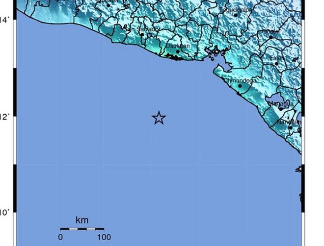 El Salvador decreta vigilancia permanente tras terremoto de magnitud 7,2