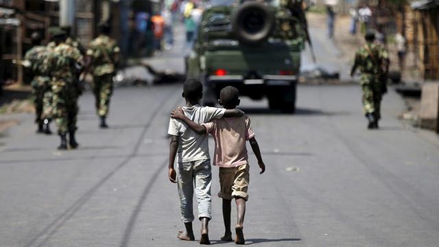 Burundi. Considerado uno de los países más pobres del mundo, se enfrenta una grave crisis alimenticia que ha obligado a más de 84.000 personas, en su mayoría mujeres y niños, a desplazarse a países como Tanzania o Ruanda.