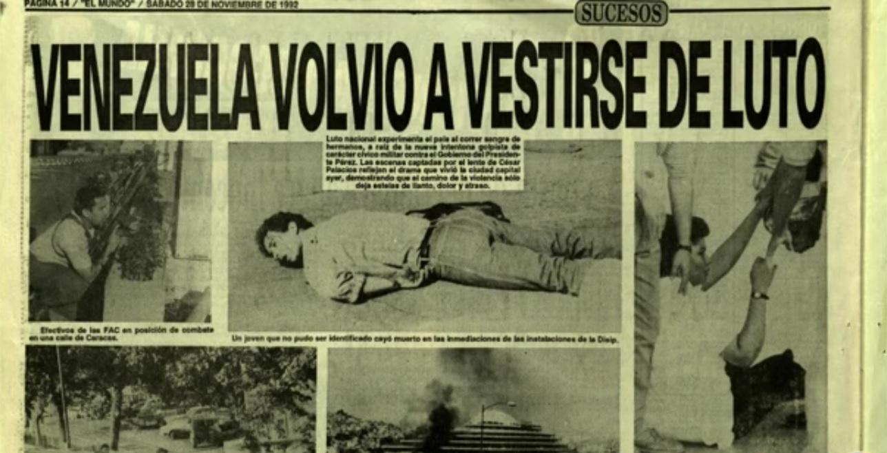 Reseña de el diario El Mundo / archivo