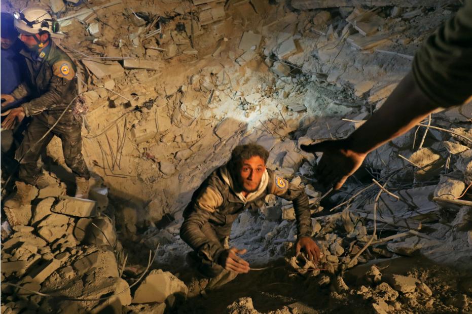 Siria: más de 300 mil muertos en la guerra, según ONG