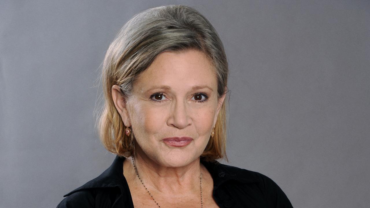 Se cancela el rodaje del episodio IX de Star Wars por el fallecimiento de Carrie Fisher