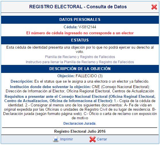 cedula Maduro 5812144