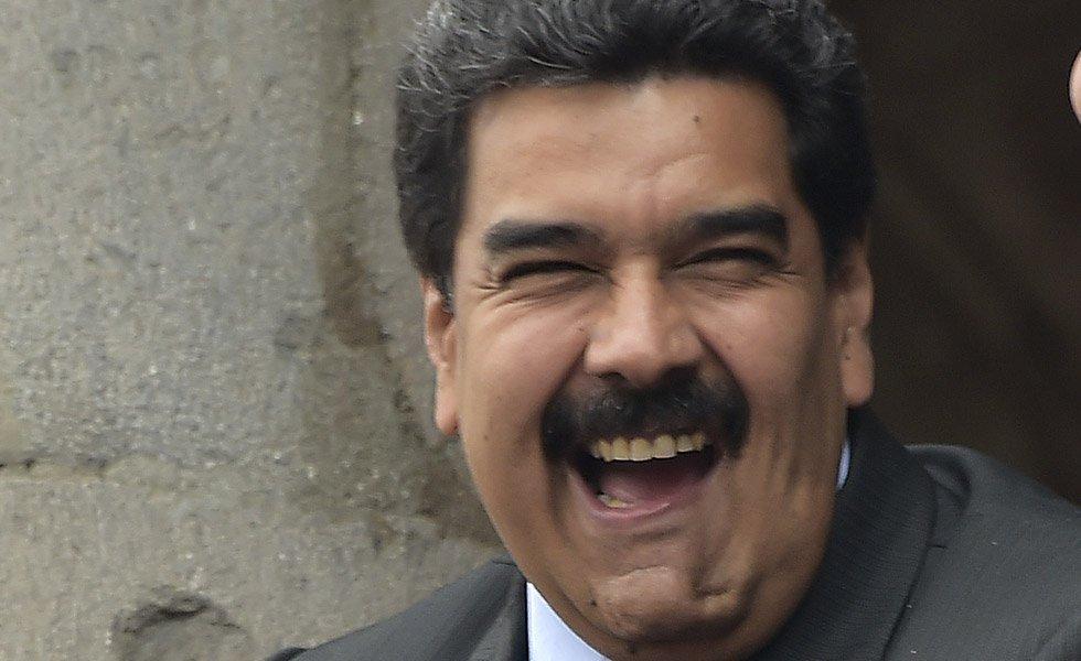 Seg N Los C Lculos De Maduro M S De Personas