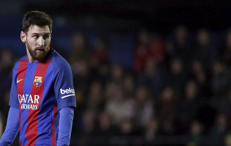 Messi-Barcelona-Villarreal
