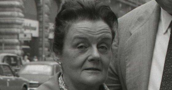 Resultado de imagen para Muere a los 105 años la periodista que anunció el inicio de la Segunda Guerra Mundial