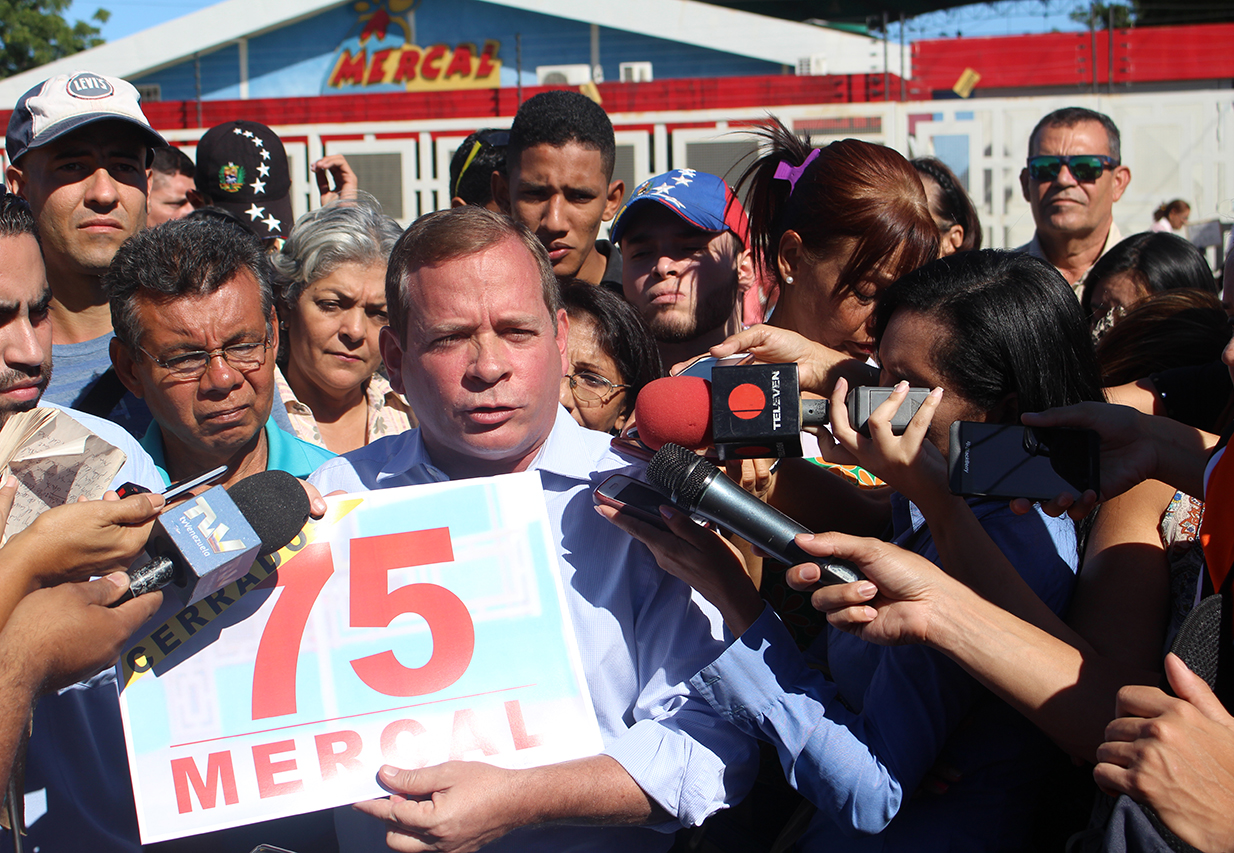 Foto: Juan Pablo Guanipa / Nota de prensa
