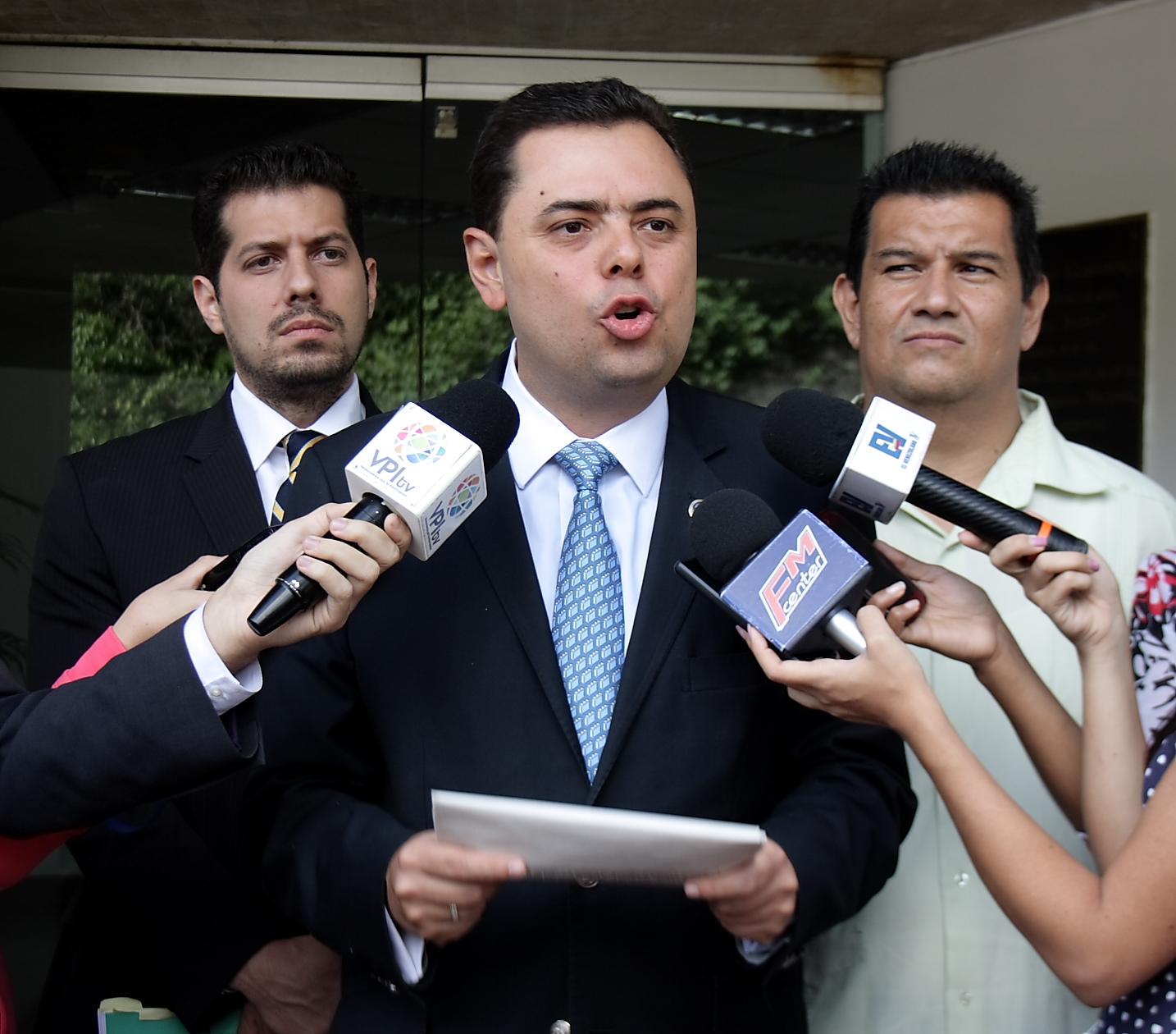 Foto: Prensa Antonio Ecarri