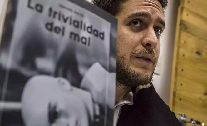 escritor Emmanuel Rincón
