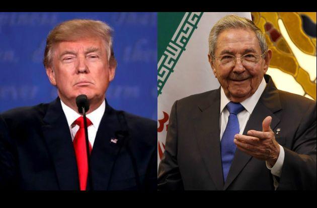 Trump-Castro