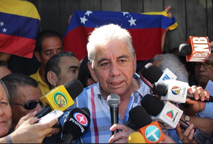 Alfredo Ramos fue destituido tras una reunión de concejales el pasado jueves