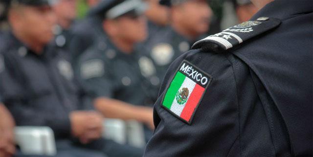 méxico-policía