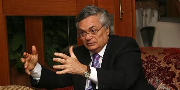Moisés Naím, autor de la historia de ficción 'El comandante' / Foto: Archivo / EL TIEMPO