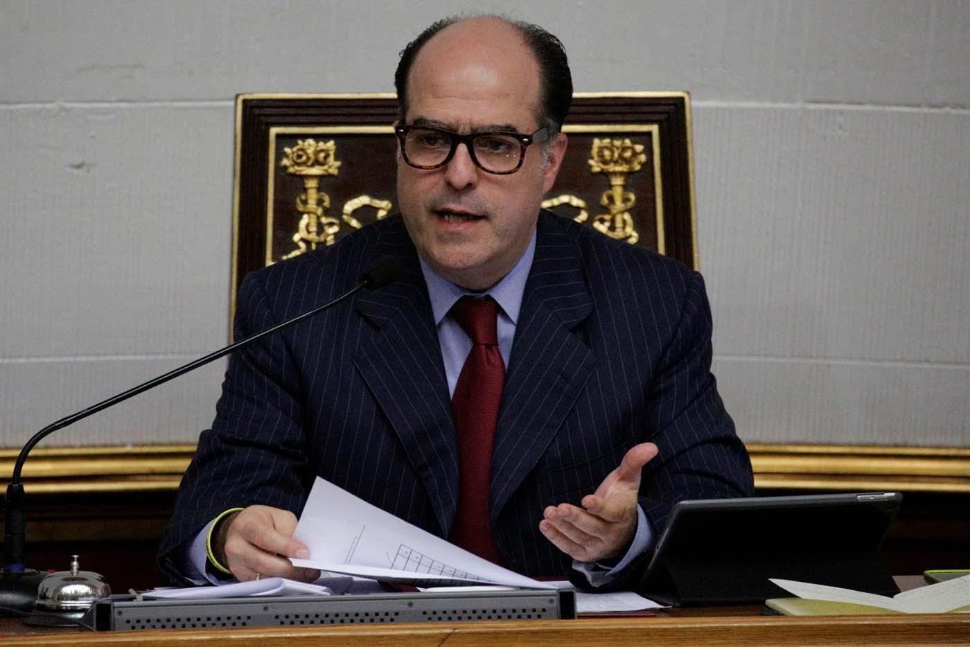 Chavismo solicita antejuicio de mérito contra Julio Borges