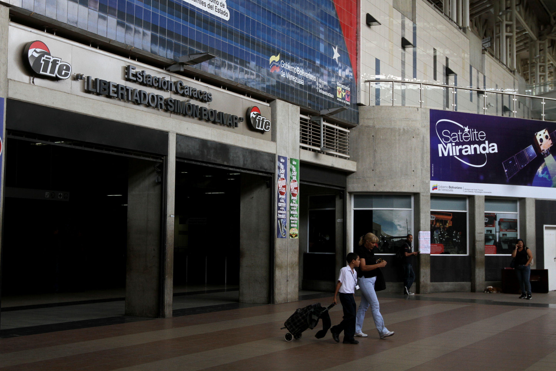 Foto archivo de la Agencia Venezolana de Noticias, del 03 de marzo del 2013