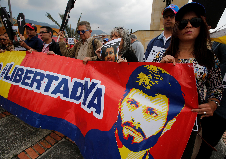 Venezolanos en Colombia. REUTERS/Jaime Saldarriaga